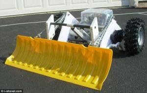a plow