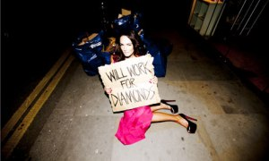 Poor little rich girl … Tamara Ecclestone